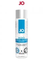 Lubrifiant H2O 120 ml : Le lubrifiant de référence de System Jo, à base d'eau et totalement neutre pour plus de plaisir.
