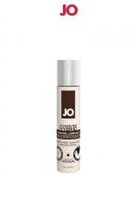 Lubrifiant hybride sans silicone 30 ml : A base d'eau et d'huile de noix de Coco, ce lubrifiant hybride est un Must Have de la marque System Joe.